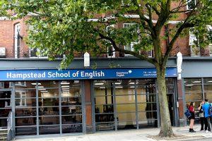 """Hampstead School of English - английский для взрослых"""