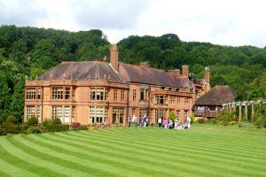 Woldingham School main building