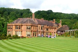 Woldingham School main building