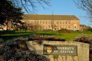 """""""University of Exeter - высшее образование"""""""