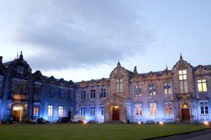 """""""University of St Andrews - высшее образование"""""""