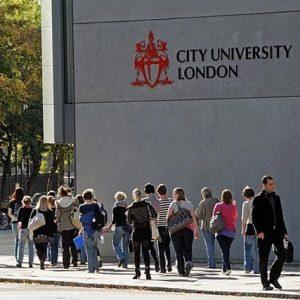 """=""""Высшее образование в Англии, трудоустройство в Англии - City University London"""""""