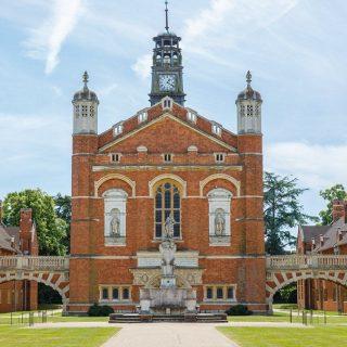История успеха, школы-пансионы Англии - UK Study Centre, Christ's Hospital School