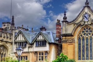 Английский в Англии, Оксфорд, Оксфордский университет